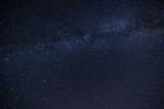 Milkyway with Andromeda Galaxy (bottom left)